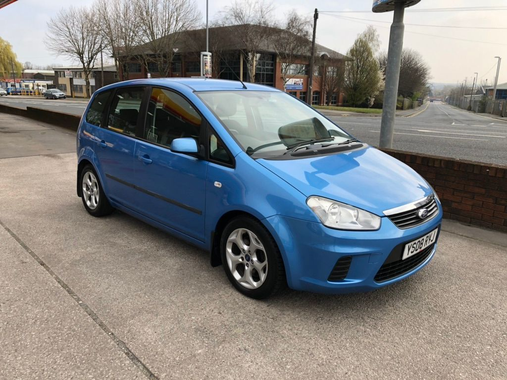 2008 08 REG FORD C-MAX 1.9 TD 115 STYLE